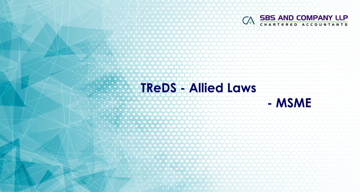 Trade Receivables Discounting System | TReDS