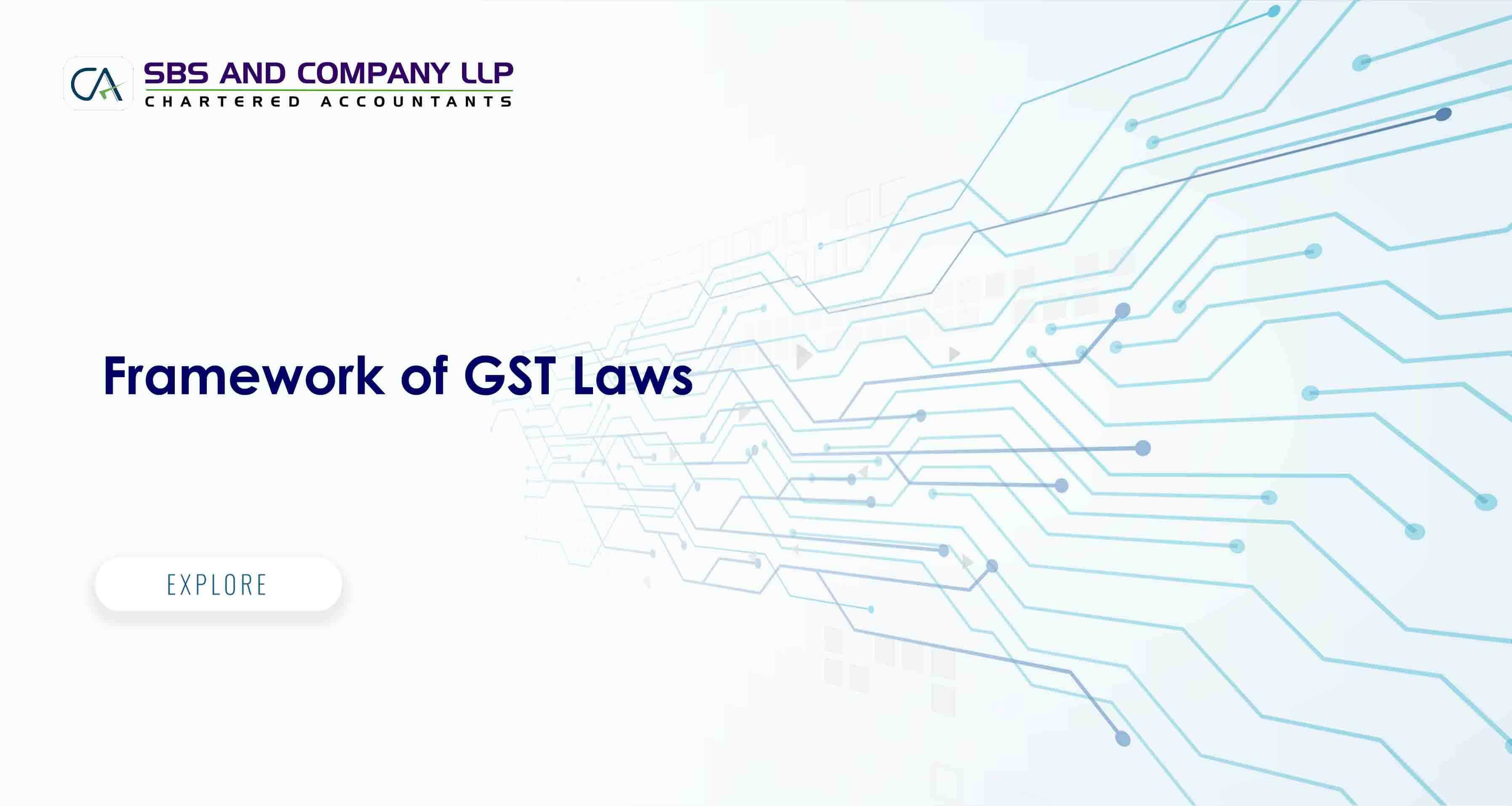 Framework of GST Laws