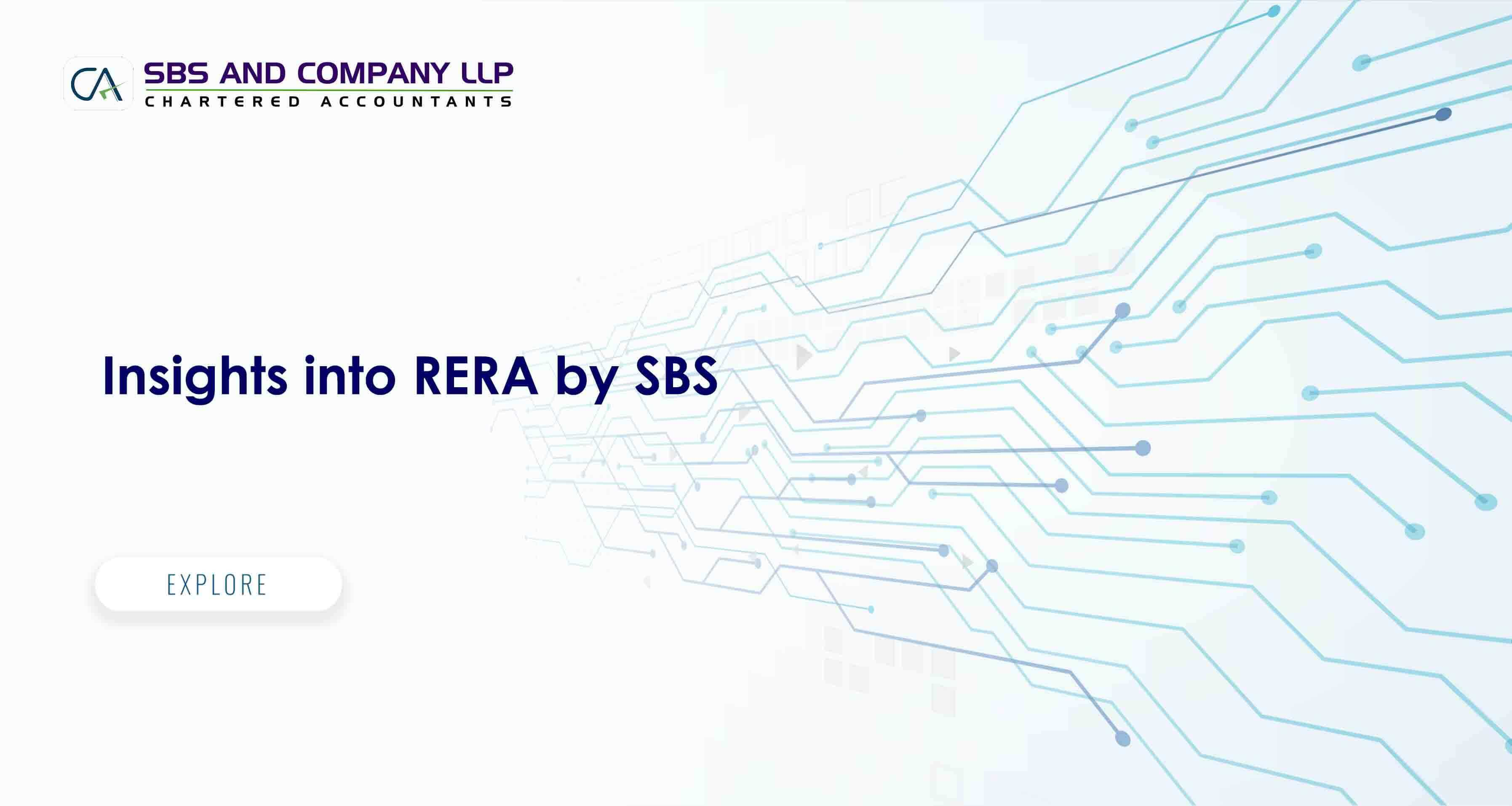Insights into RERA by SBS