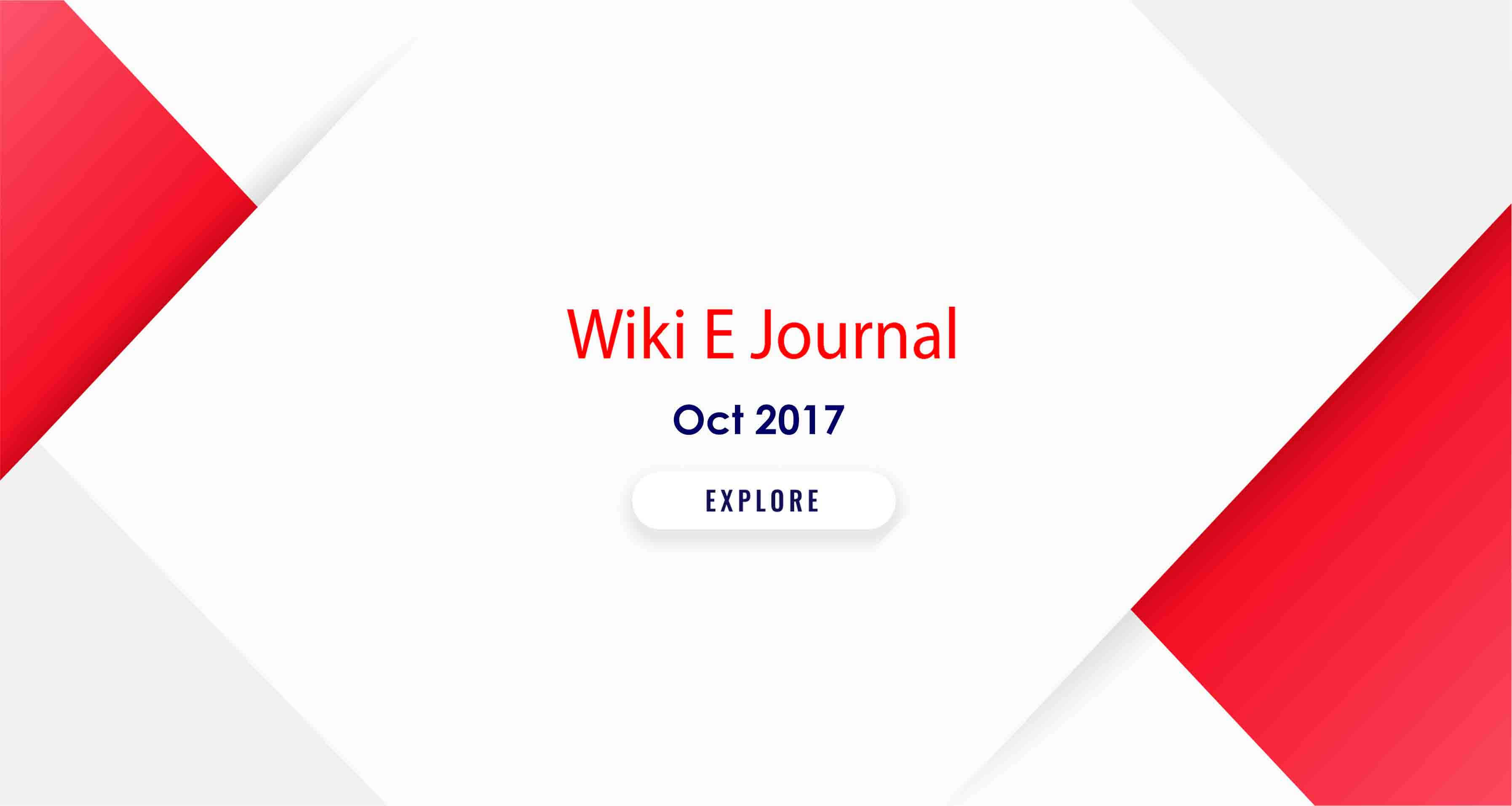 SBS WIKI E Journal Oct 2017