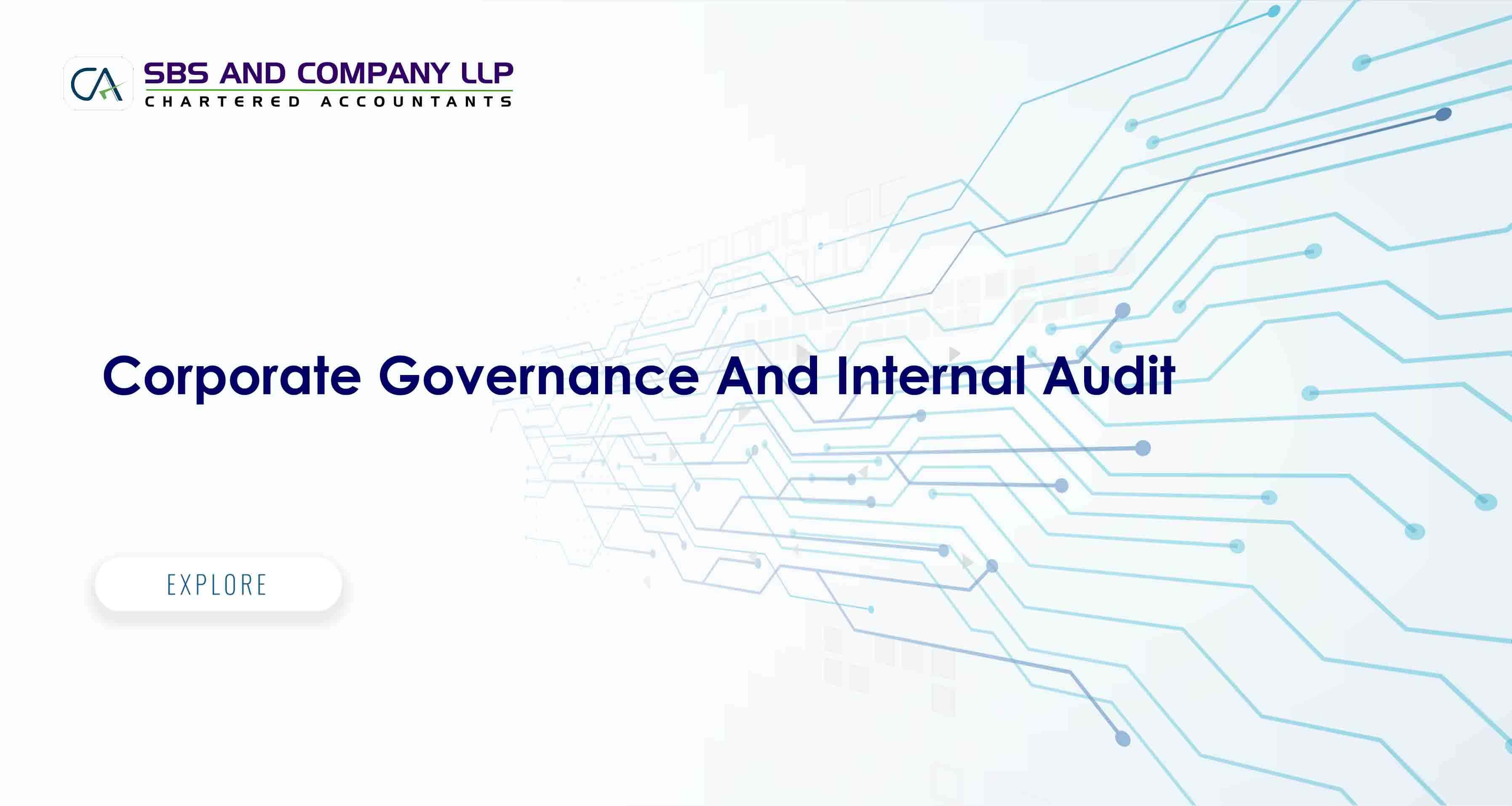 Corporate Governance And Internal Audit