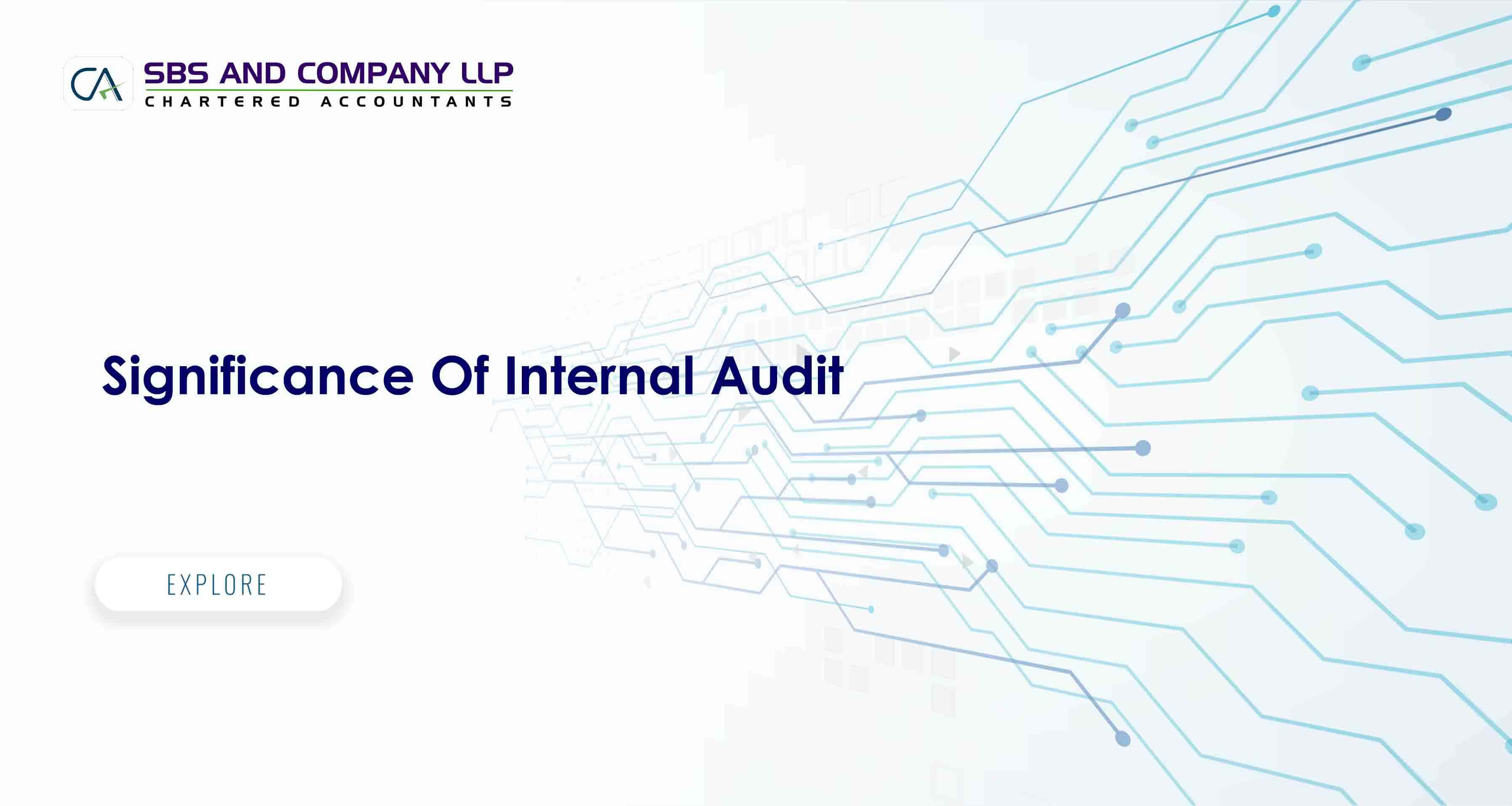 Significance Of Internal Audit