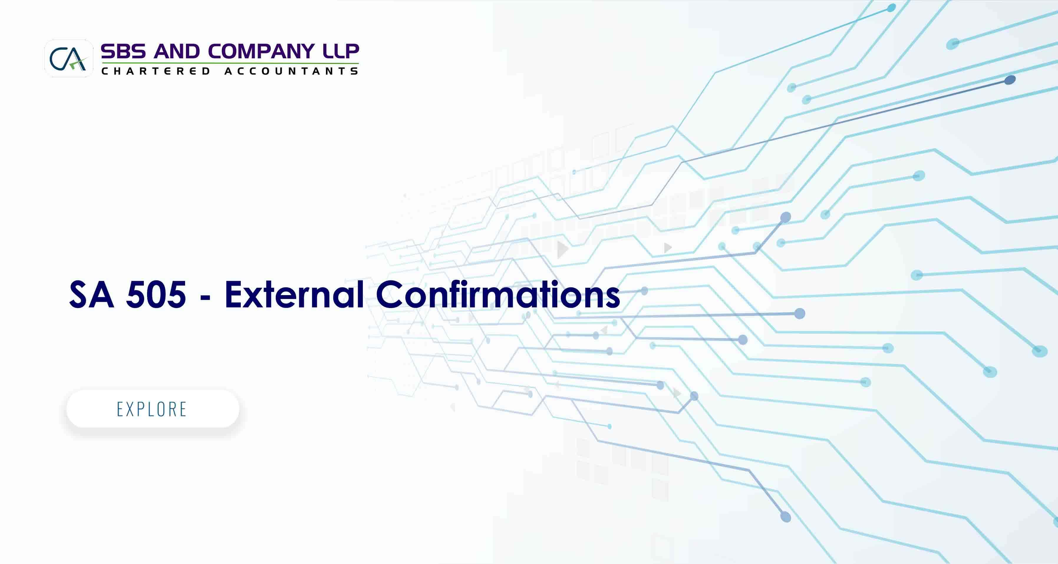 Sa 505 External Confirmations