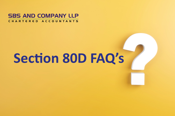 FAQs for Section 80D